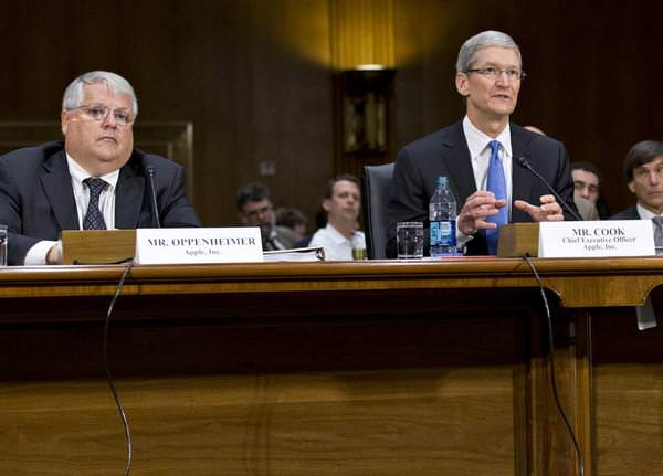 Apple отчитается о результатах квартала