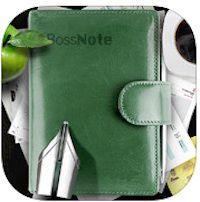 BossNote для iPhone и iPad