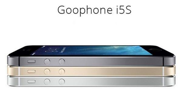 GooPhone i5S – китайский клон iPhone 5s