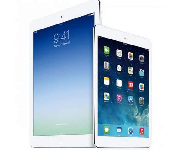 Первые впечатления от iPad Air и iPad mini