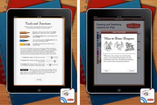 Learn to Draw Digital Sketchbook