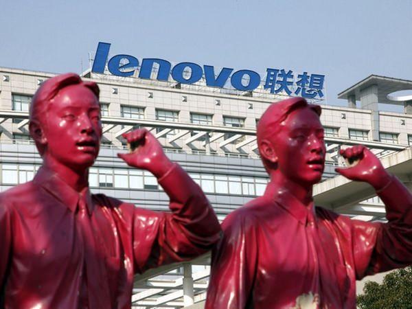 Lenovo намерена приобрести BlackBerry
