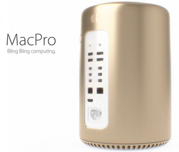 Концепт Mac Pro