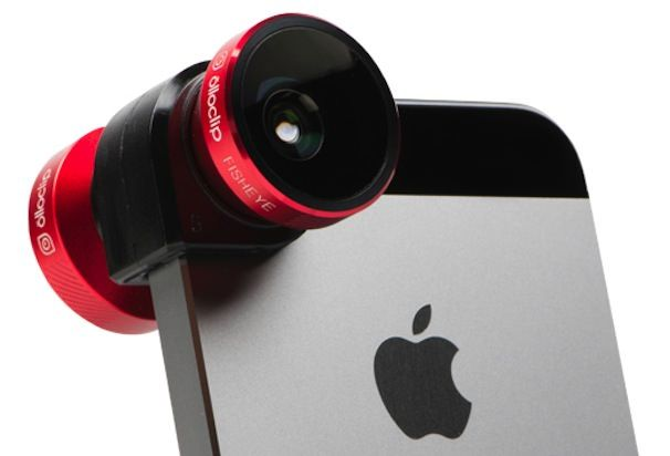olloclip 4 in 1 объектив для iPhone 5