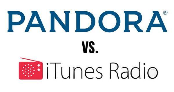 Pandora считают себя лучше iTunes Radio