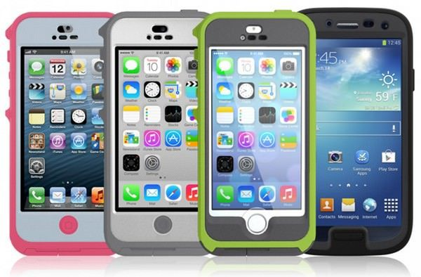 Новая линейка чехлов для iPhone 5, iPhone 5s и iPhone 5c