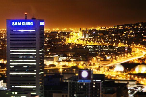 Samsung-Night
