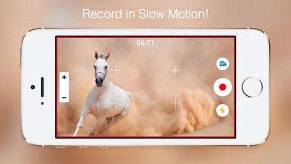 Как снять Slow motion видео на iPhone 5
