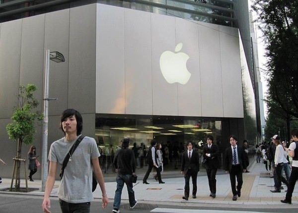 iPhone занимает 34% рынка в Японии