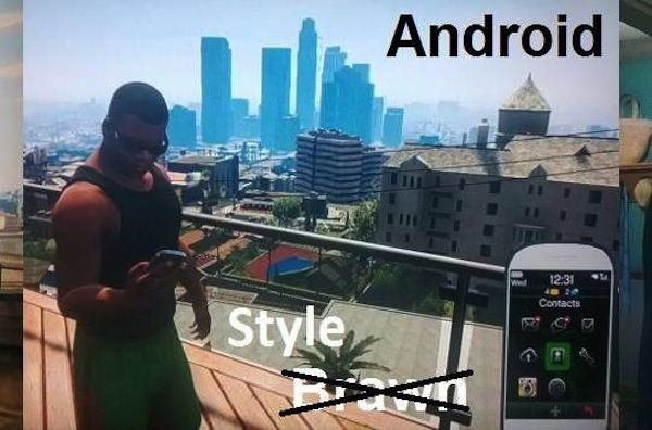 android gta 5