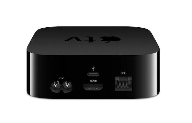 Разъемы Apple TV