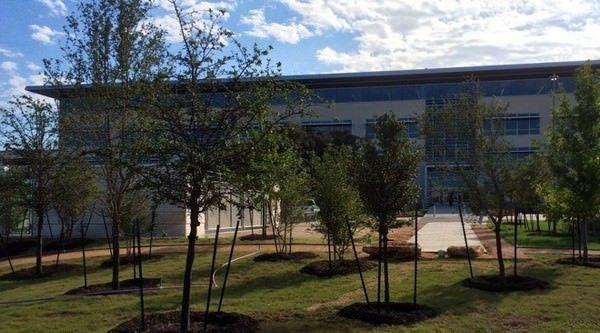 кампуса Apple в Остине