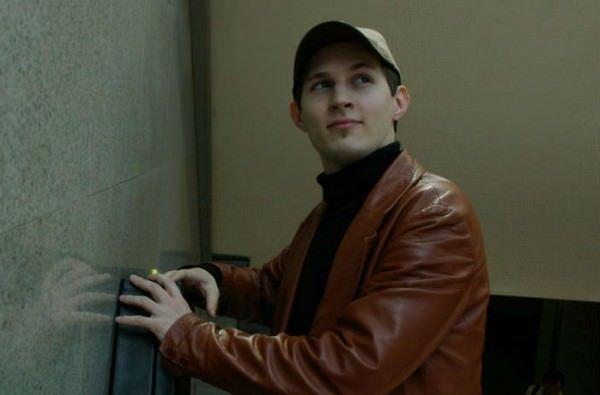 Павел Дуров жалуется на давление