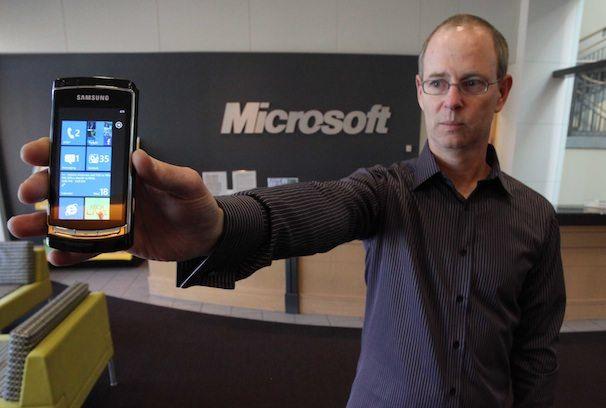 Френк Шоу Microsoft
