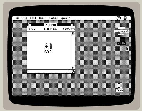 Эмулятор Mac OS 7