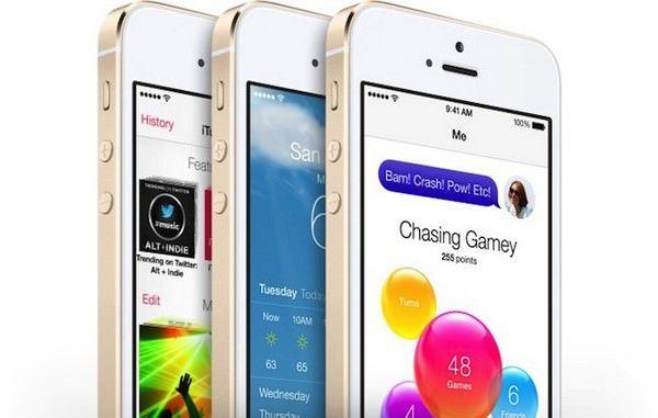В России начинается дефицит iPhone 5s
