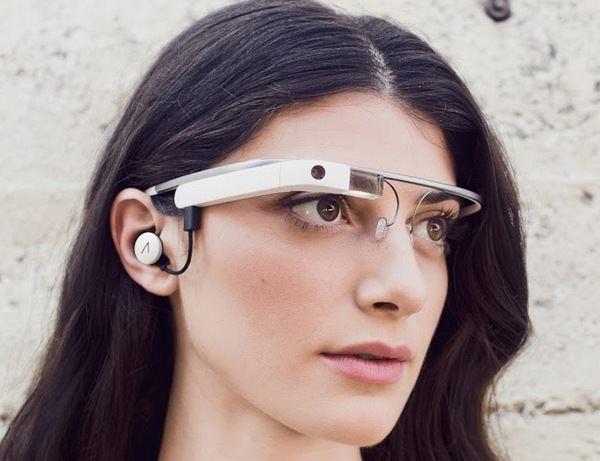 Обновленные Google Glass