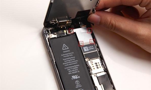 дисплей iPhone 5S