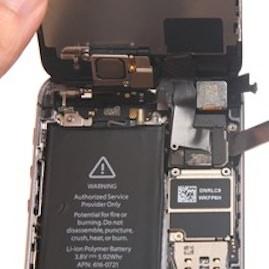 Как заменить разбитый экран iPhone 5S (инструкция)