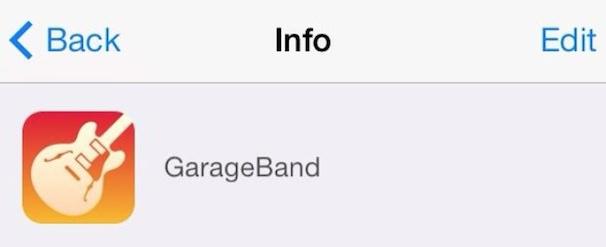 garageband новая иконка