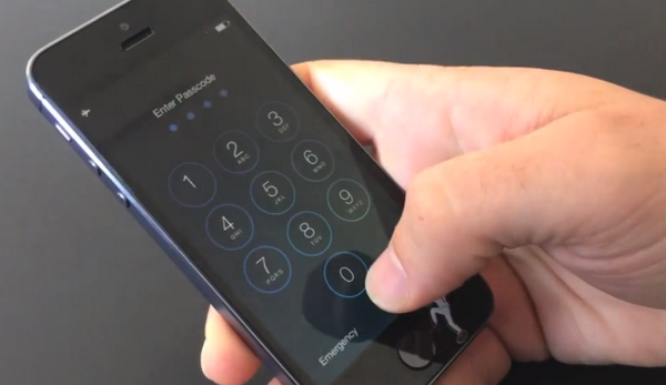 iPhone 5S уязвимость