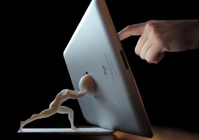 Подставки и держатели для iPad: 25 вариантов