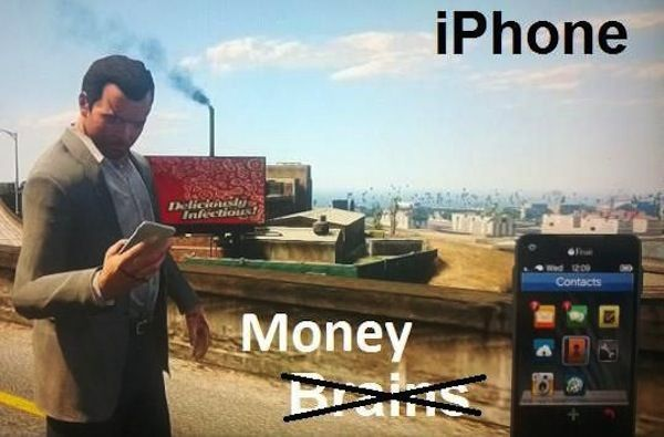 iphone gta 5