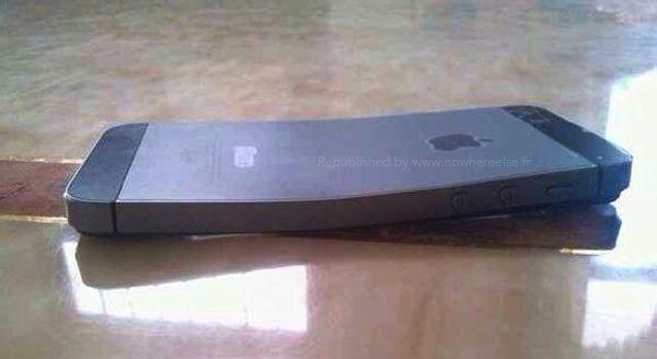 iPhone 5S гнется