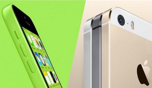 iPhone 5C догоняет флагманскую модель