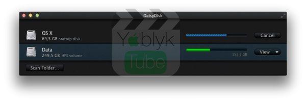 DaisyDisk Mac App Store