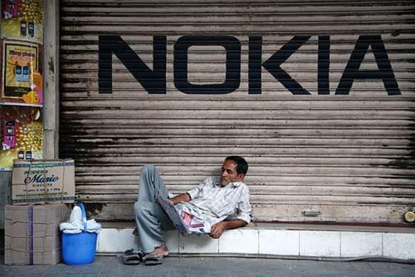 Сделка Nokia с Microsoft под угрозой