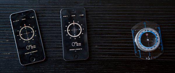 Датчики iPhone 5S