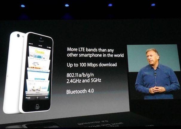 lte iphone 5c