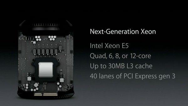 тестирование производительности Mac Pro нового поколения