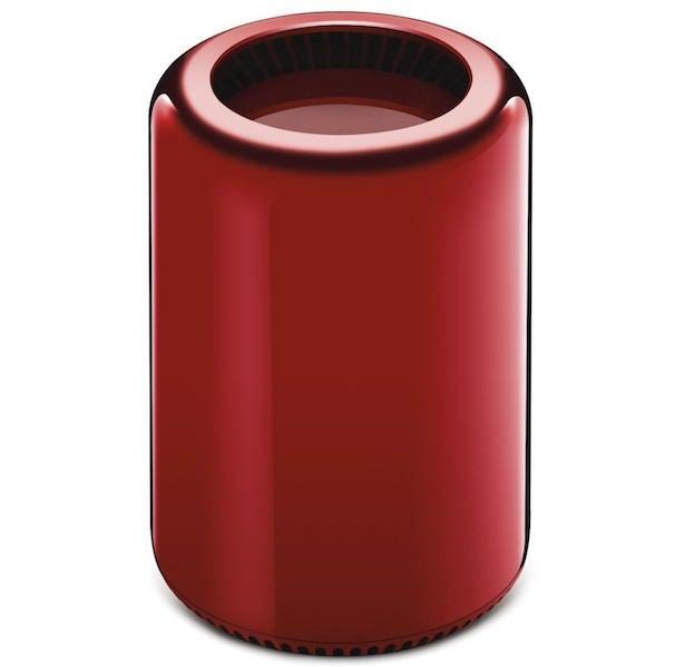 RED Mac Pro, созданный Джонни Айвом