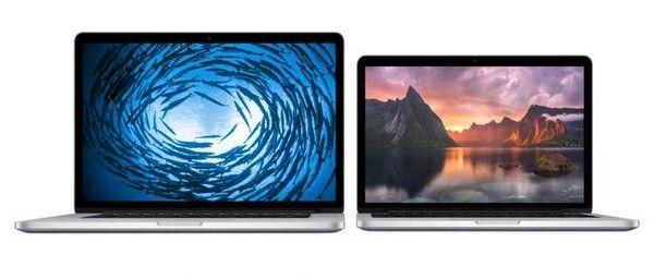 Первые впечатления от новых MacBook Pro