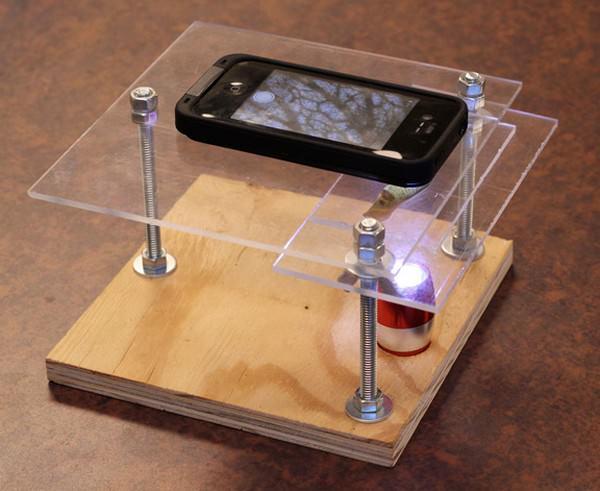 Как превратить iPhone в цифровой микроскоп