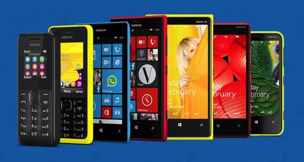 Nokia достигла рекордного уровня продаж