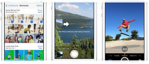 фото ios 7 iPhone 5s
