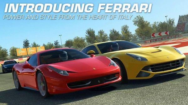 Обновление Real Racing 3