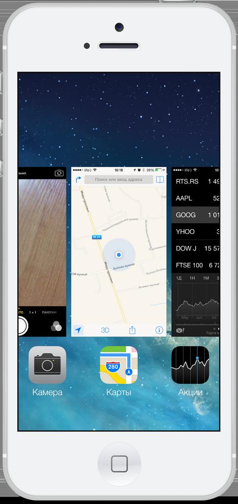 Скрытая фото- и видеосъемка с помощью iPhone