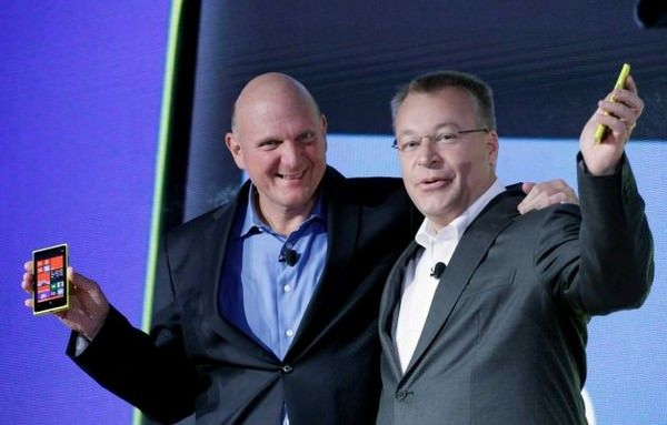 Стивен Элоп представил первый планшет Nokia