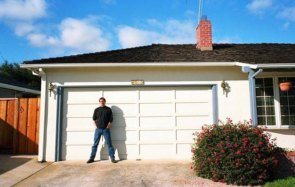 Дом Стива Джобса в Лос Альтос