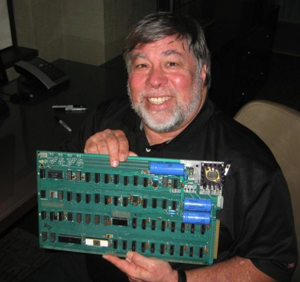 Стив Возняк Apple 1