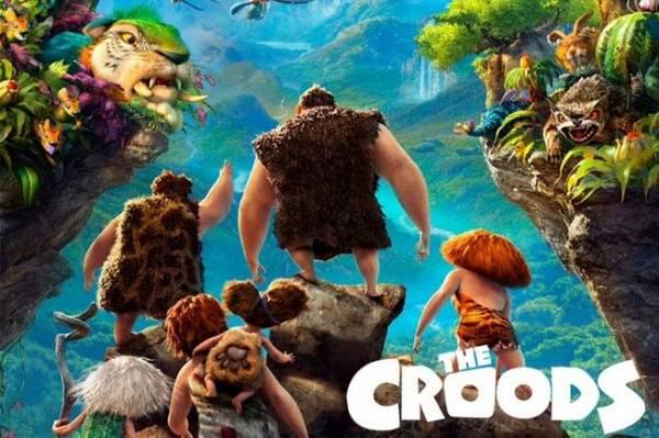 Обновленная The Croods от Rovio