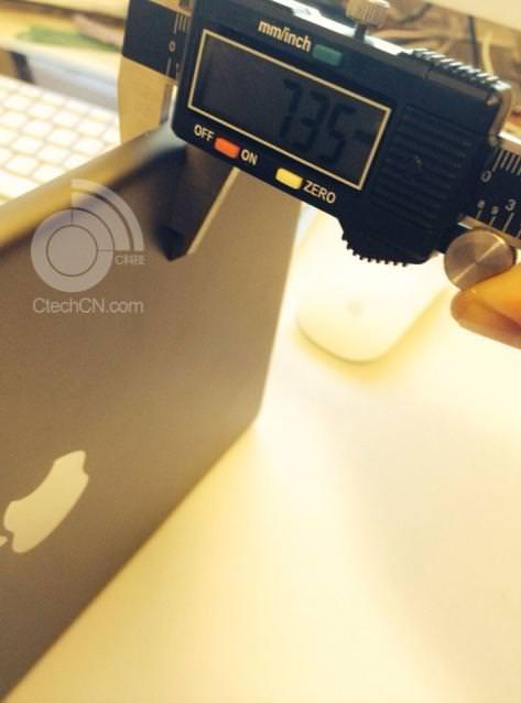 thin iPad 5