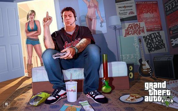 GTA V стала самой продаваемой игрой