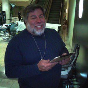 Стив Возняк разочарован новым iPad Air