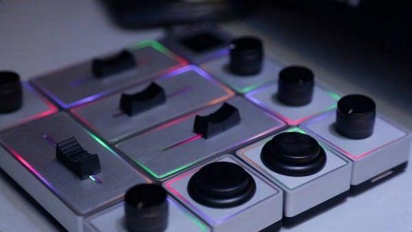 Palette - модульный пульт управления для Mac