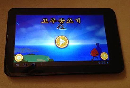 Angry Birds noth korea